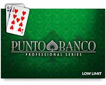 Punto Banco Low Limit