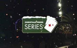 Gros plan sur le Christmas Poker Series