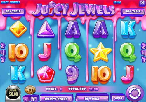 Machine à sous Juicy Jewels