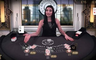 NetEnt lance son nouveau jeu live Perfect Blackjack