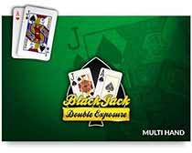 Double Explosure Blackjack MH