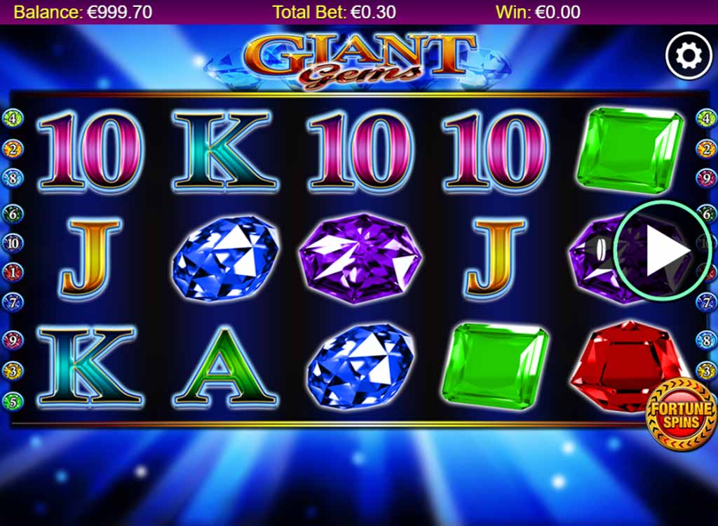 Jouer à Giants Gems