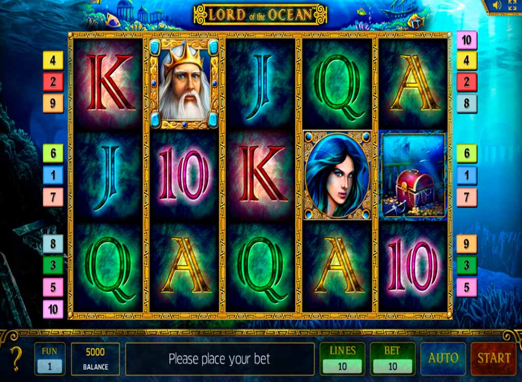 lord of ocean online casino echtgeld
