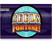 Reels of Fortune! Triple Pay