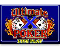 Ultimate X Poker Five Play