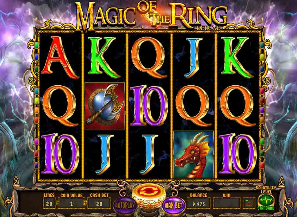 Jouer à Magic of the Ring Deluxe