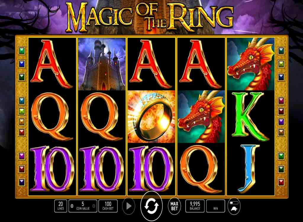 Jouer à Magic of the Ring
