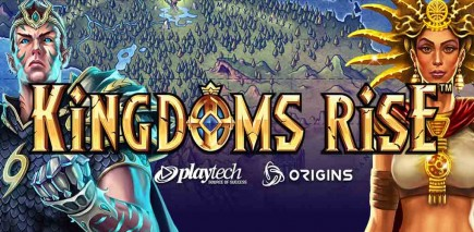 Kingdoms Rise de Playtech