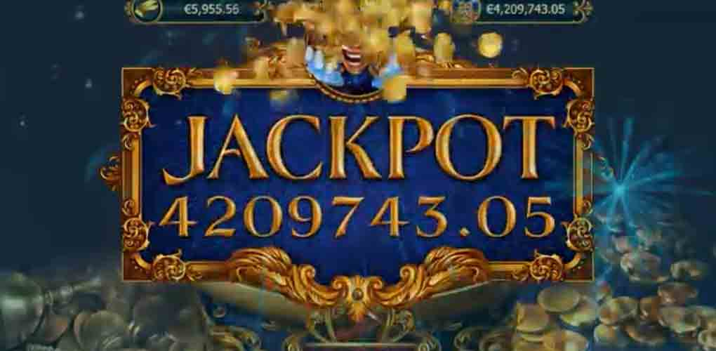 Jackpot sur Empire Fortune d'Yggdrasil Gaming