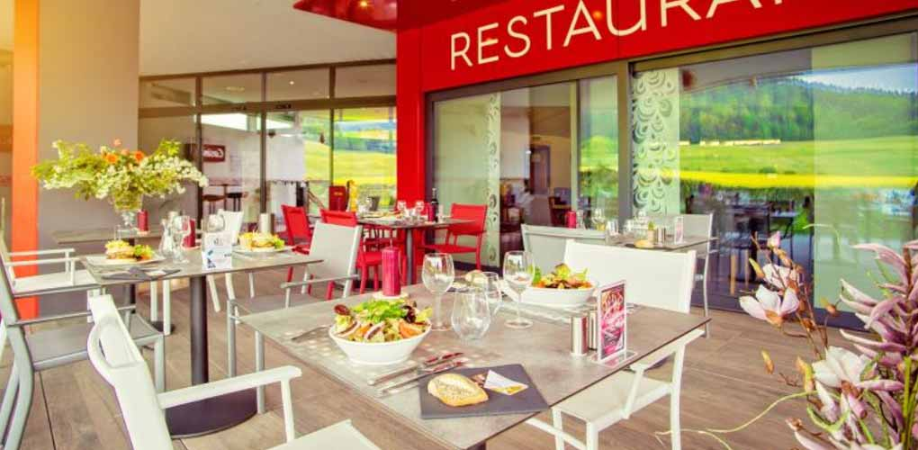 Restaurant Casino Barrière Courrendlin