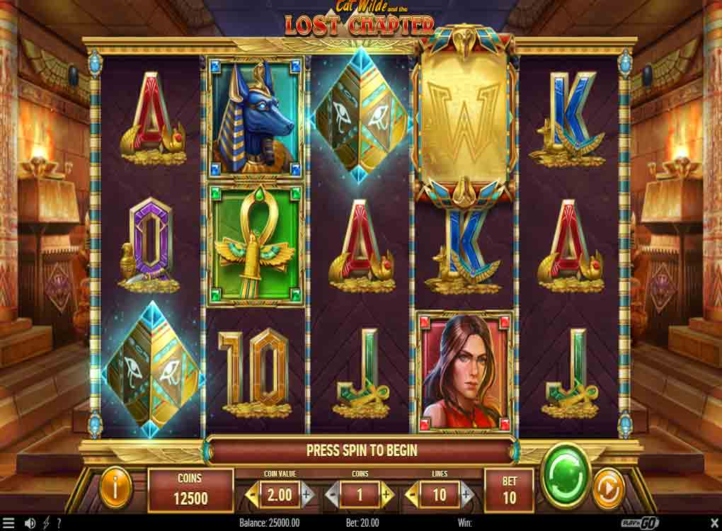 Online casino free spins sign up